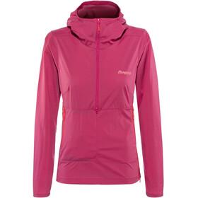 Bergans Fløyen Naiset takki , vaaleanpunainen